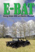 E-Bat: Going Green with an Electric Wombat